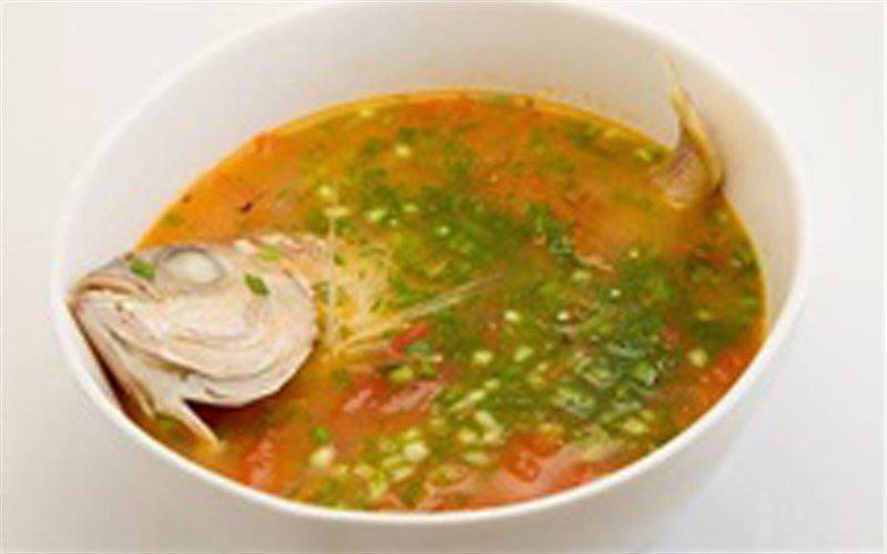 Cách làm cá nấu mẻ chua