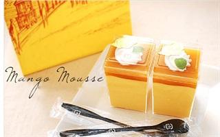 Bánh Mousse xoài