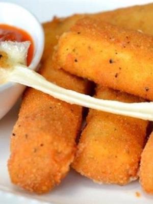 Top những món ăn ngon với nhân phô mai béo thơm