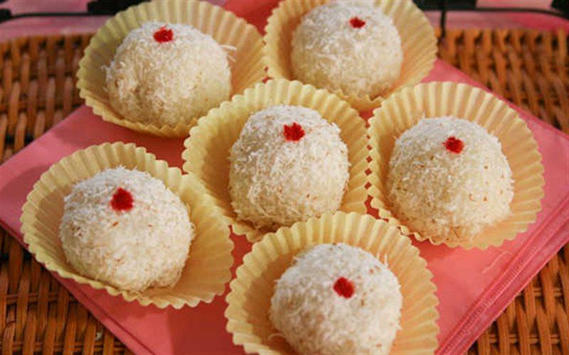 Cách Làm Bánh Bao Chỉ Nhân Dừa Đậu Phộng Cực Dễ