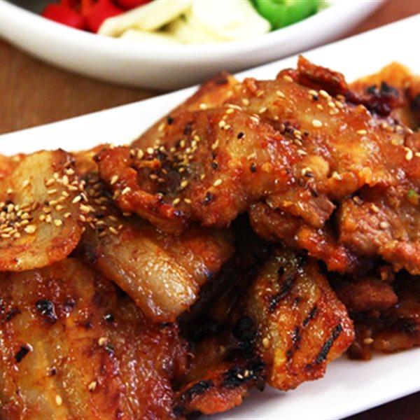 Đã thèm với một loạt món ăn từ Hàn Quốc