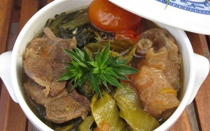 Cách Làm Canh Dưa Thịt Bò Đổi Vị Cho Bữa Ăn Cả Nhà