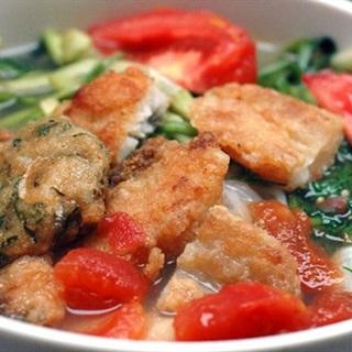 Cách nấu Bún Cá không tanh thơm ngon đơn giản tại nhà