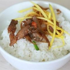 Những món ăn được chế biến với cá cơm