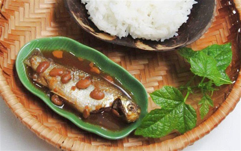 Cách làm Cá Linh Kho Tương đậm đà, thơm ngon cho bữa cơm