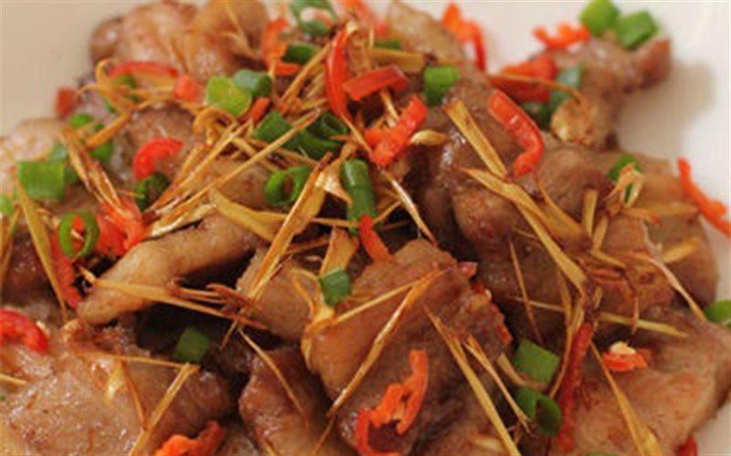 Cách Làm Thịt Rang Sả Chuẩn Ngon Cho Bữa Cơm Nhà
