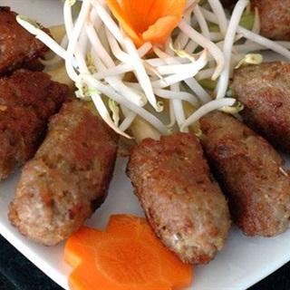 Cách làm Thịt Cuốn Sả chiên giòn thơm ngon tuyệt hảo