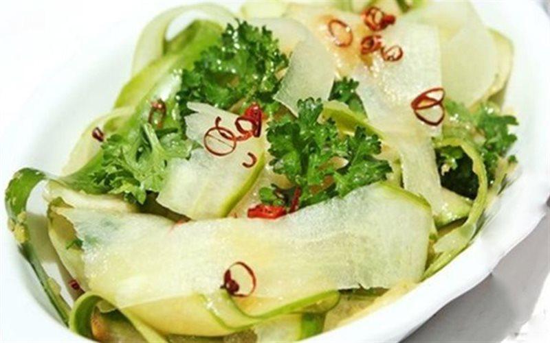 Cách Làm Salad Dưa Leo Cần Tây Cho Bạn Ăn Kiêng