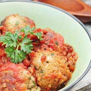 Cách làm cá viên sốt cà chua