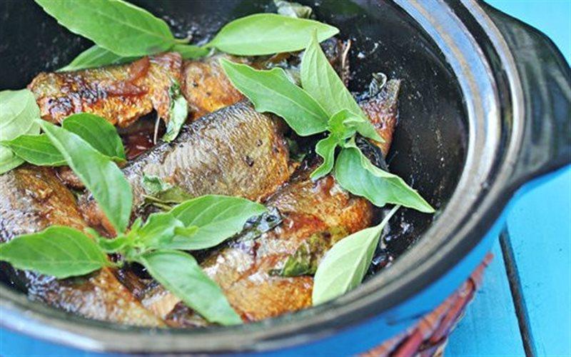 Cách Làm Cá Kho Húng Quế Đậm Đà, Dân Dã Ăn Cơm
