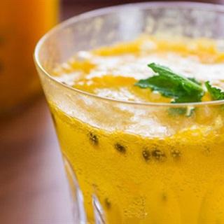 Cách làm Siro Chanh Dây chua ngọt, giải nhiệt ngày hè