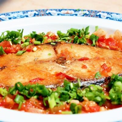 Bổ sung chất dinh dưỡng cho gia đình với các món làm từ CÁ THU