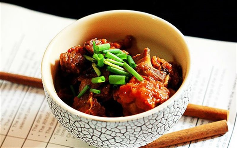 Cách làm Sườn Kho Nước Dừa thơm ngũ vị hương, vị đậm đà
