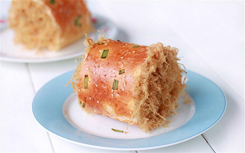 Cách Làm Bánh Mì Cuộn Chà Bông, Đơn Giản Tại Nhà