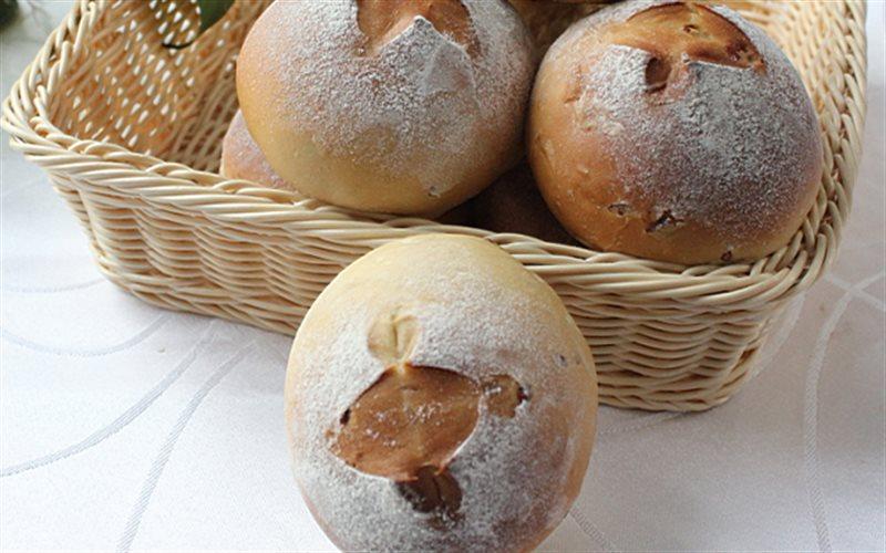 Cách Làm Bánh Mì Vị Cà Phê Đơn Giản Thơm Ngon