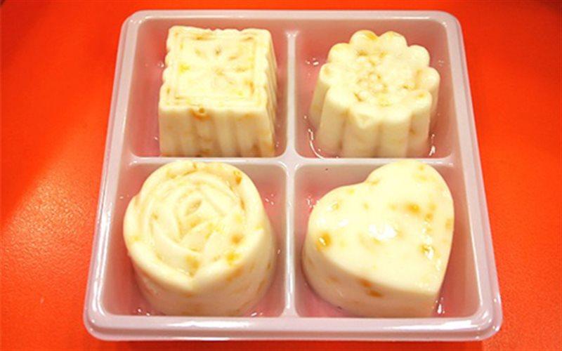 Cách làm Bánh Nước Cốt Dừa Đậu Xanh bùi béo, đơn giản