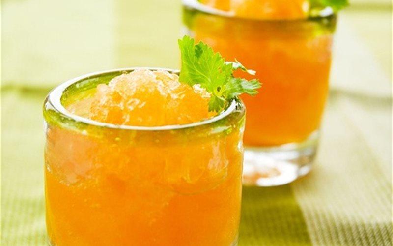 Cách làm Kem Cam chua chua ngọt ngọt mát lạnh giải nhiệt