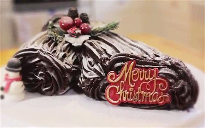 Cách Làm Bánh Khúc Cây Giáng Sinh, Siêu Đơn Giản