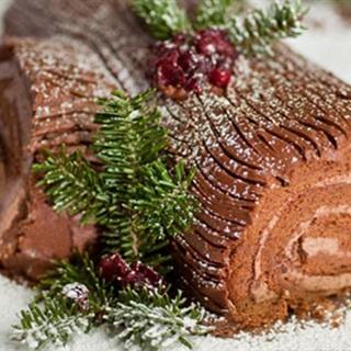 Cách Làm Bánh Giáng Sinh Hình Khúc Cây Đơn Giản