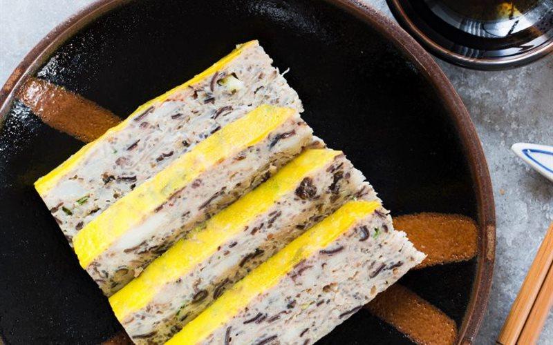 Cách làm Chả trứng thịt nướng