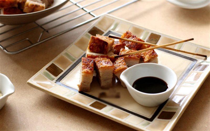 Cách làm Thịt Heo Nướng thơm ngon cho bữa tối gia đình bạn