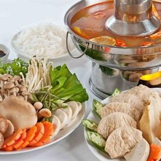 Cách nấu Lẩu Thái Chay thập cẩm chua cay đậm đà hương vị