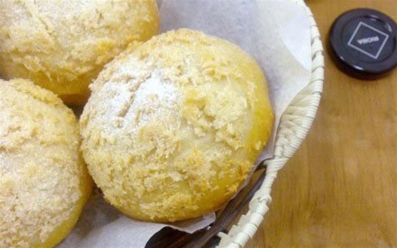 Cách Làm Bánh Mì Dừa Nhân Chocolate Thơm Ngon