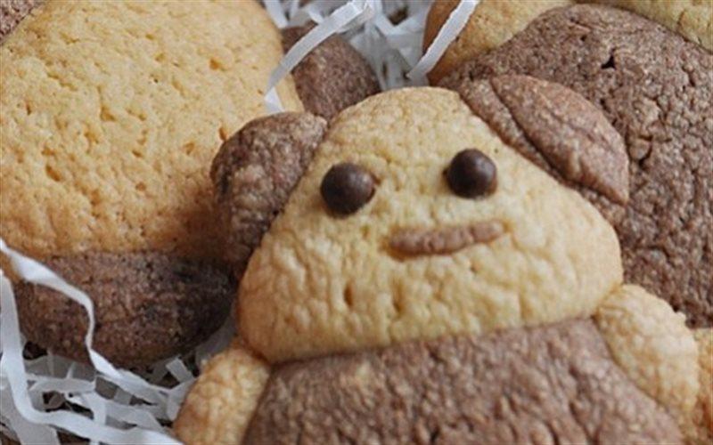 Cách Làm Bánh Quy Gấu Teddy Hấp Dẫn Cho Bé Yêu