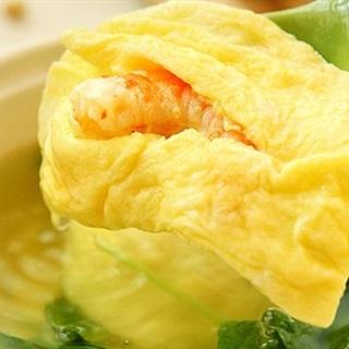 Cách Làm Canh Cải Thìa Nấu Tôm Trứng Ngọt Ngon