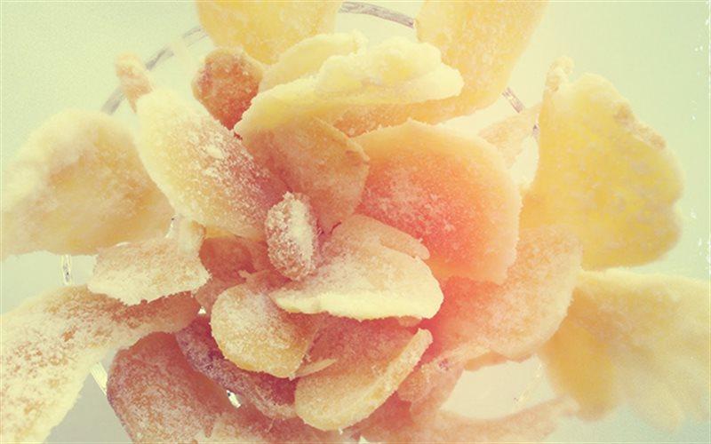 Cách làm Mứt Gừng Cay Thơm giòn ngọt đơn giản tại nhà