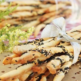 Cách làm Bánh Mì Que Rắc Mè thơm ngon ăn rồi muốn ăn hoài