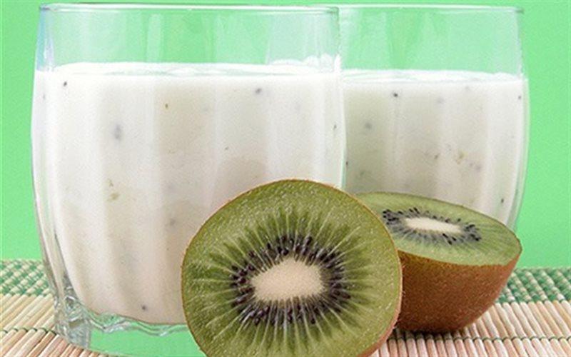 Cách Làm Sinh Tố Dừa Kiwi Mát Lạnh Cực Thơm Ngon