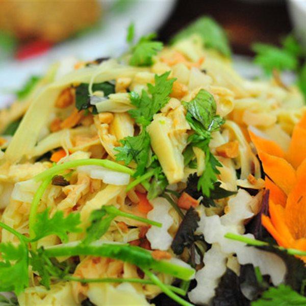 Những món ăn giảm cân hiệu quả sau dịp Tết