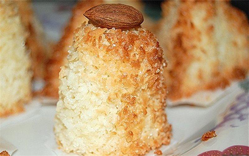 Cách Làm Bánh Trứng Dừa Nướng Thơm Lừng, Cực Ngon