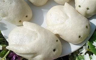 Bánh bao hình Thỏ Ngọc