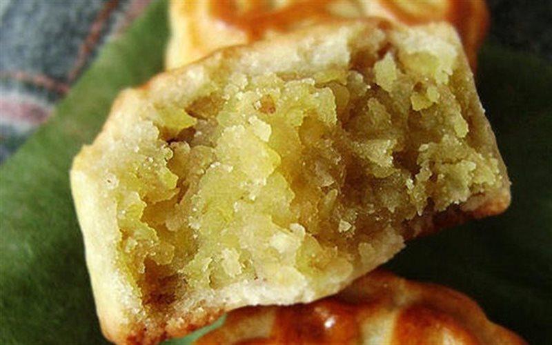 Cách làm Bánh Trung Thu Nhân Hạt Dẻ đơn giản và thơm ngon