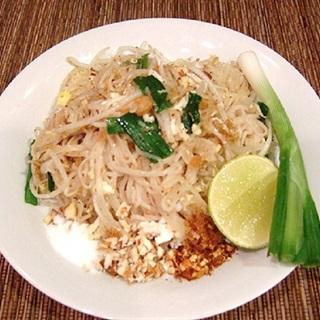 Cách làm bún xào Thái Lan