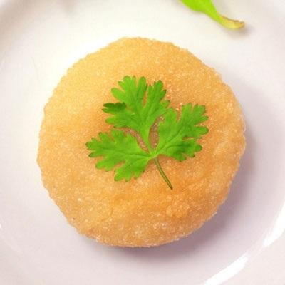Các loại bánh chiên béo thơm