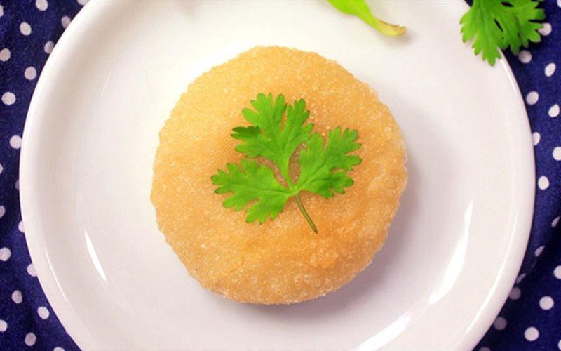 Cách Làm Bánh Chiên Nhân Thịt Mặn Cực Ngon Lành