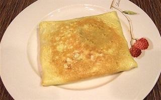Trứng gói thịt cua
