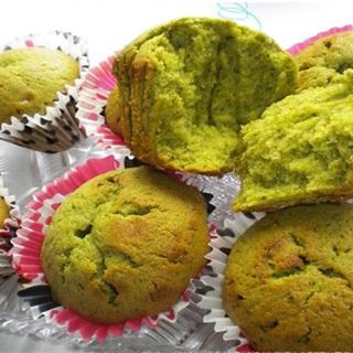 Cách làm bánh cupcake trà xanh nướng