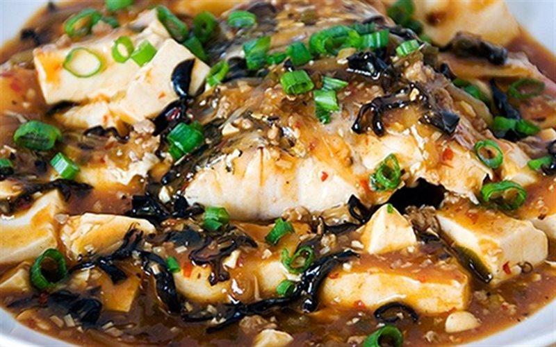 Cách làm Cá Sốt Đậu Hũ cực ngon lành cho bữa cơm gia đình