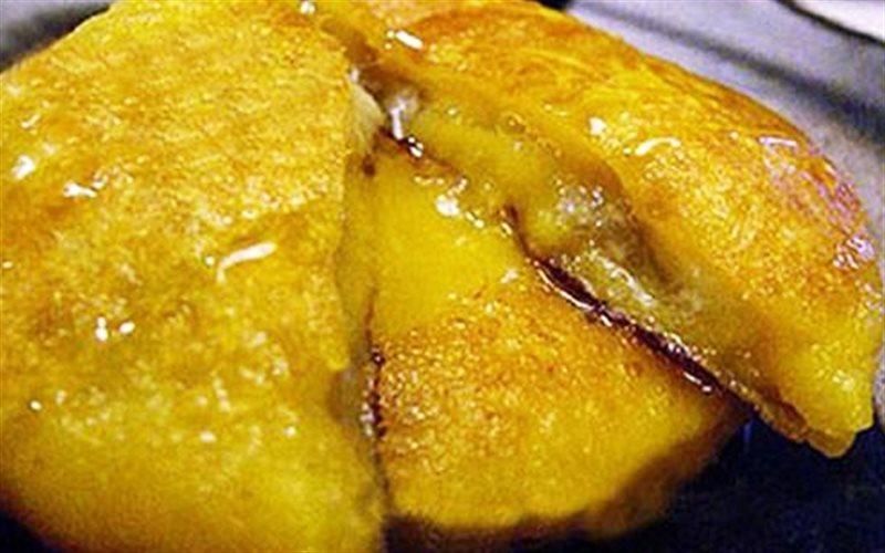 Cách Làm Bánh Khoai Lang Bao Chuối, Cực Ngon Miệng