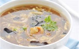 Những món súp ăn hoài không lo mập