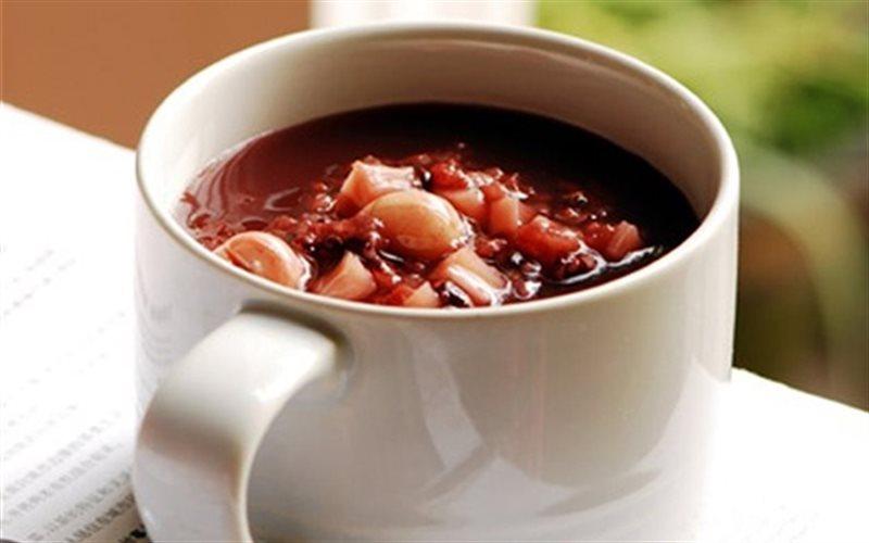 Cách nấu Chè Hạt Sen Đậu Đen ngọt thanh, bổ dưỡng