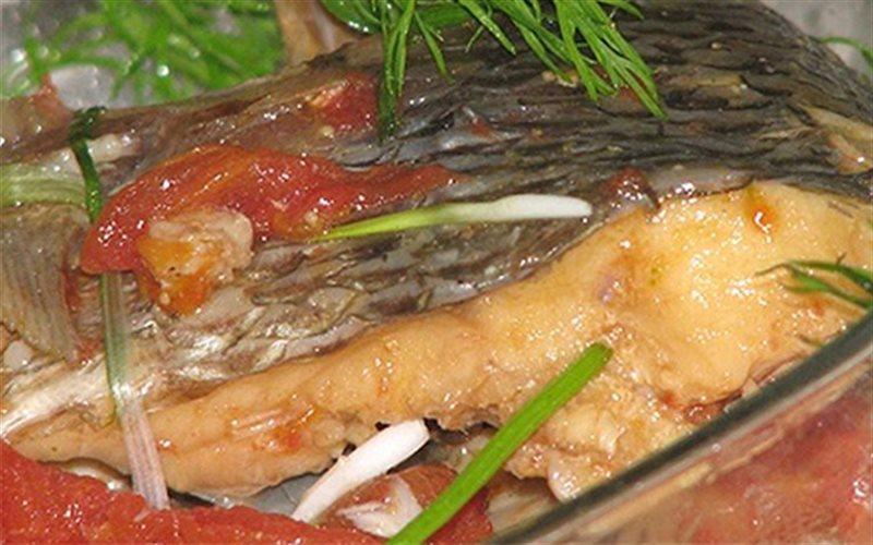 Cách làm Cá Rô Om Cà Chua dễ làm đổi vị cho bữa ăn gia đình