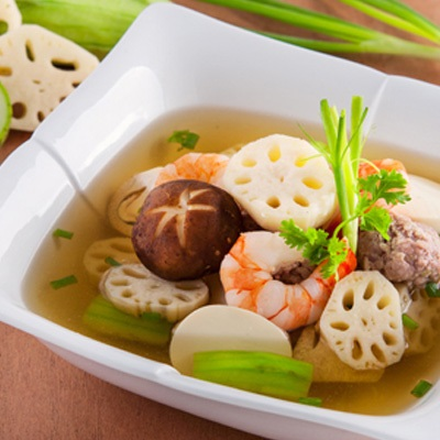 Món ăn trị cảm lạnh và bồi bổ cơ thể khi bệnh