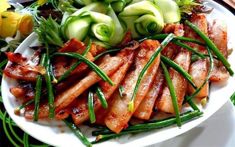 Cách Làm Thịt Heo Nướng Kiểu Hàn Quốc Đơn Giản
