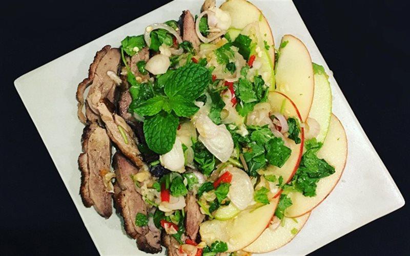 Cách Làm Salad Vịt Đơn Giản, Thơm Ngon Khó Cưỡng