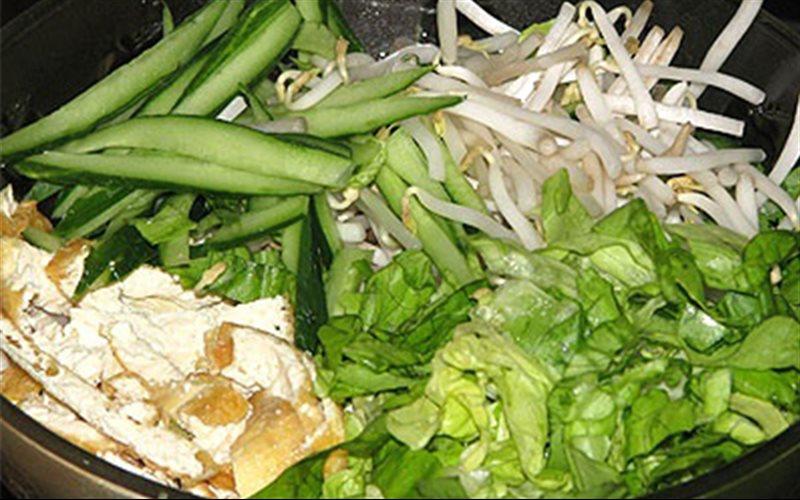 Cách Làm Salad Đậu Hũ Chiên Thơm Ngon, Hấp Dẫn